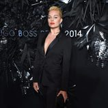 Margot Robbie en la entrega de los Hugo Boss Prize 2014
