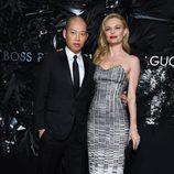 Jason Wu y Kate Bosworth en la entrega de los Hugo Boss Prize 2014