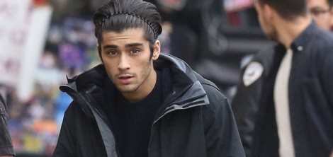 Zayn Malik en Hollywood