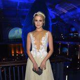 Dianna Agron en una gala del Museo de Historia Natural de Nueva York