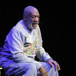 El actor Bill Cosby durante uno de sus espectáculos