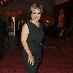 Gloria Serra en los Premios Antena de Oro 2014