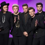 One Direction en los American Music Awards 2014