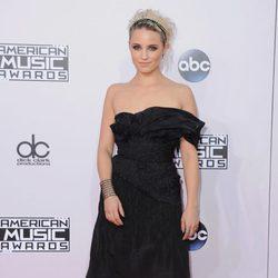 Dianna Agron en los American Music Awards 2014