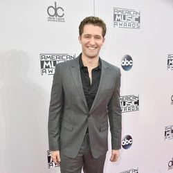 Matthew Morrison en los American Music Awards 2014