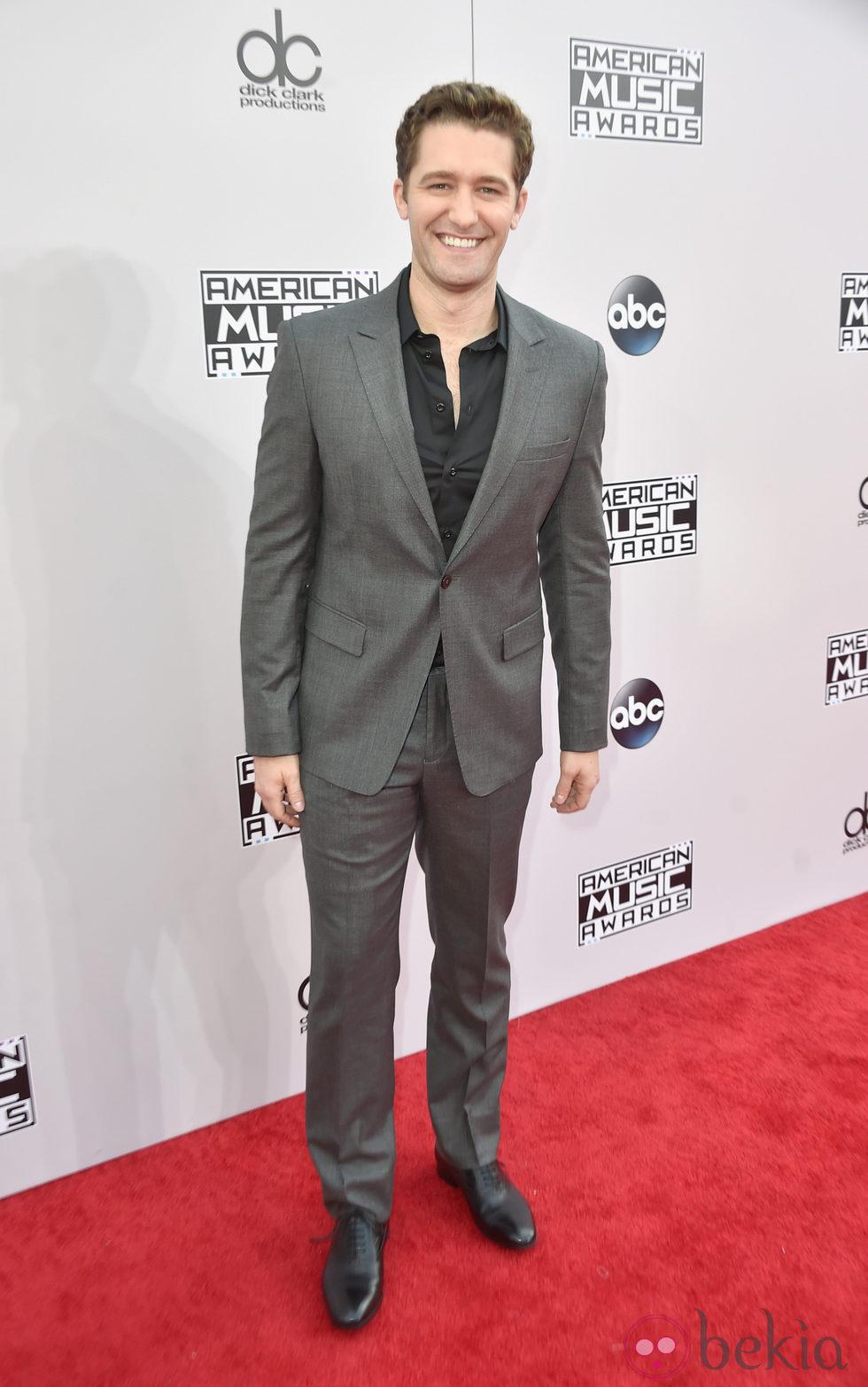 Matthew Morrison en los American Music Awards 2014