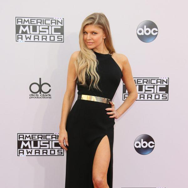 fergie en los american music awards 2014   alfombra roja y