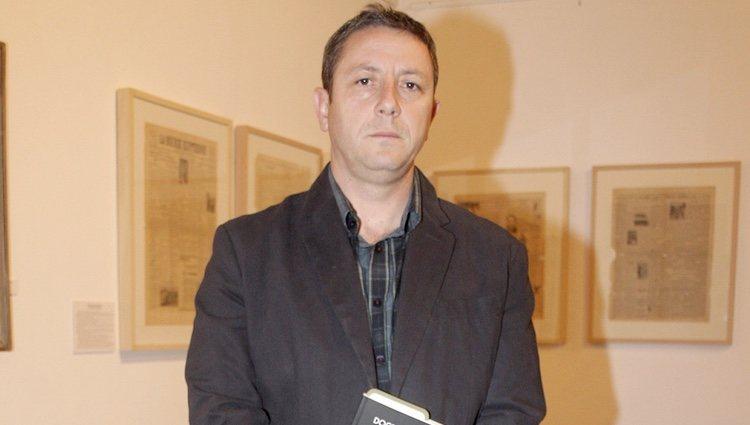 Alonso Guerrero, exmarido de la Reina Letizia