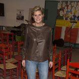 María Zurita en el Rastrillo Nuevo Futuro 2014