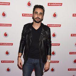 Canco Rodríguez en un concierto de Leiva en Madrid
