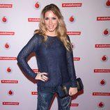 Roser en un concierto de Leiva en Madrid