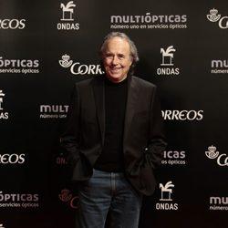 Joan Manuel Serrat en los Premios Ondas 2014