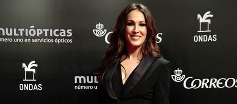 Malú en los Premios Ondas 2014