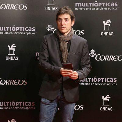 Manel Fuentes en los Premios Ondas 2014