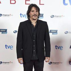 Sergio Peris Mencheta en el estreno del último capítulo de 'Isabel'