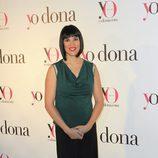 Irene Villa en la fiesta de los 500 números de Yo Dona