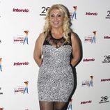 Raquel Mosquera en la elección de la Chica Interviú 2014