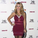 Malena Gracia en la elección de la Chica Interviú 2014