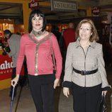 Irene Villa en el Rastrillo 2014