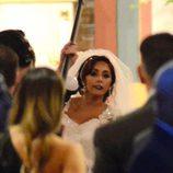 Snooki el día de su boda