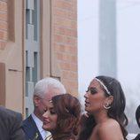 Samantha Giancola y Deena Cortese en la boda de Snooki