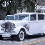 Snooki en el Rolls Royce el dia de su boda