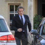 Alfonso Díez va a comer a casa de Carmen Tello una semana después de la muerte de la Duquesa de Alba