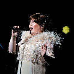 Susan Boyle en el Whitney Hall de Louisville, Kentucky