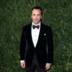 Tom Ford en los Evening Standard Theatre Awards 2014