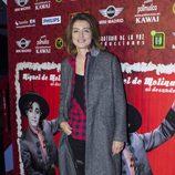 Sandra Barneda en el reestreno de 'Miguel de Molina al desnudo'