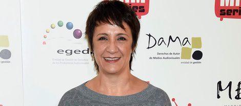 Blanca Portillo en los Premios MiM Series 2014