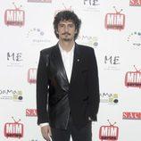 Antonio Pagudo en los Premios MiM Series 2014