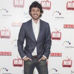 Javier Pereira en los Premios MiM Series 2014
