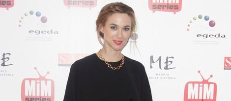 Marta Hazas en los Premios MiM Series 2014