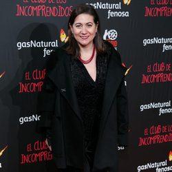 Luisa Martín en el estreno de 'El Club de los Incomprendidos'