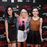 Sweet California en el estreno de 'El Club de los Incomprendidos'