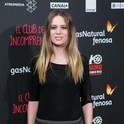 Arancha Marti en el estreno de 'El Club de los Incomprendidos'