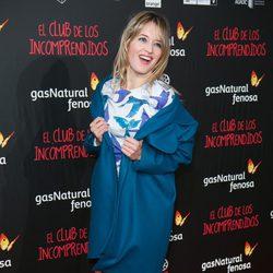 Marta Larralde en el estreno de 'El Club de los Incomprendidos'