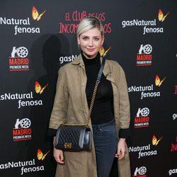 Miriam Giovanelli en el estreno de 'El Club de los Incomprendidos'