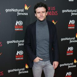Diego Martín en el estreno de 'El Club de los Incomprendidos'