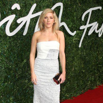 Ellie Goulding acude a los 'British Fashion Awards 2014' en Londres