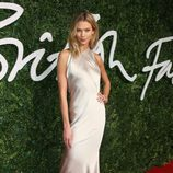 Karlie Kloss acude a los 'British Fashion Awards 2014' en Londres