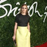 Olivia Palermo acude a los 'British Fashion Awards 2014' en Londres