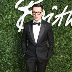 Erdem Moralioglu acude a los 'British Fashion Awards 2014' en Londres