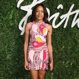 Naomie Harris acude a los 'British Fashion Awards 2014' en Londres