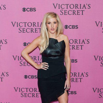Ellie Goulding en el desfile anual de Victoria's Secret 2014
