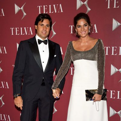 Fran Rivera y Loudes Montes en los Premios T de Telva 2014