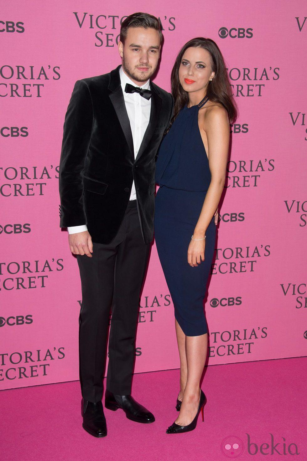 Liam Payne en el desfile anual de Victoria's Secret 2014