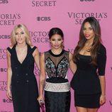 'The Saturdays' en el desfile anual de Victoria's Secret 2014