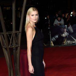 Lena Gercke en el estreno mundial de 'Exodus' celebrado en Londres